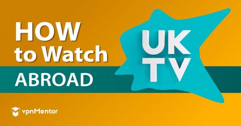 Watching UK TV Abroad