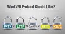 ฉันควรใช้โปรโตคอล VPN แบบใด?