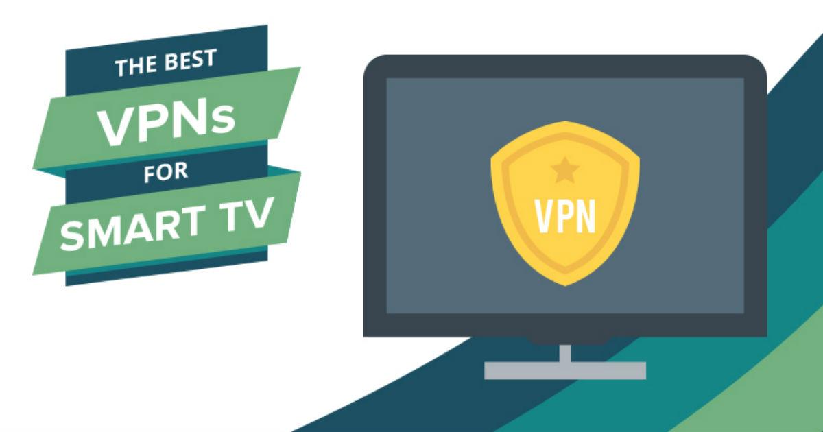 VPN ที่ดีที่สุดสำหรับสมาร์ททีวี – เร็วและราคาถูก