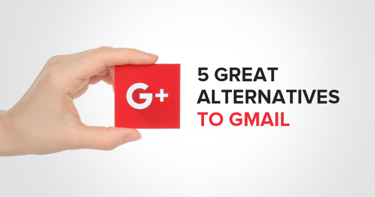 5 ทางเลือกเยี่ยมที่แทน Gmail ได้