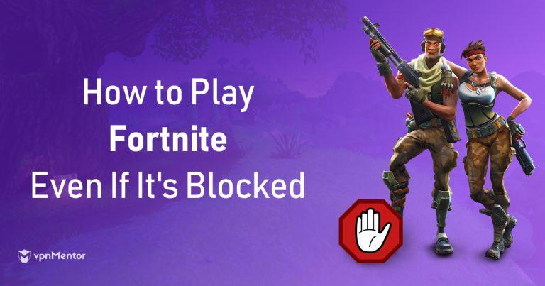 fortnite unblocked